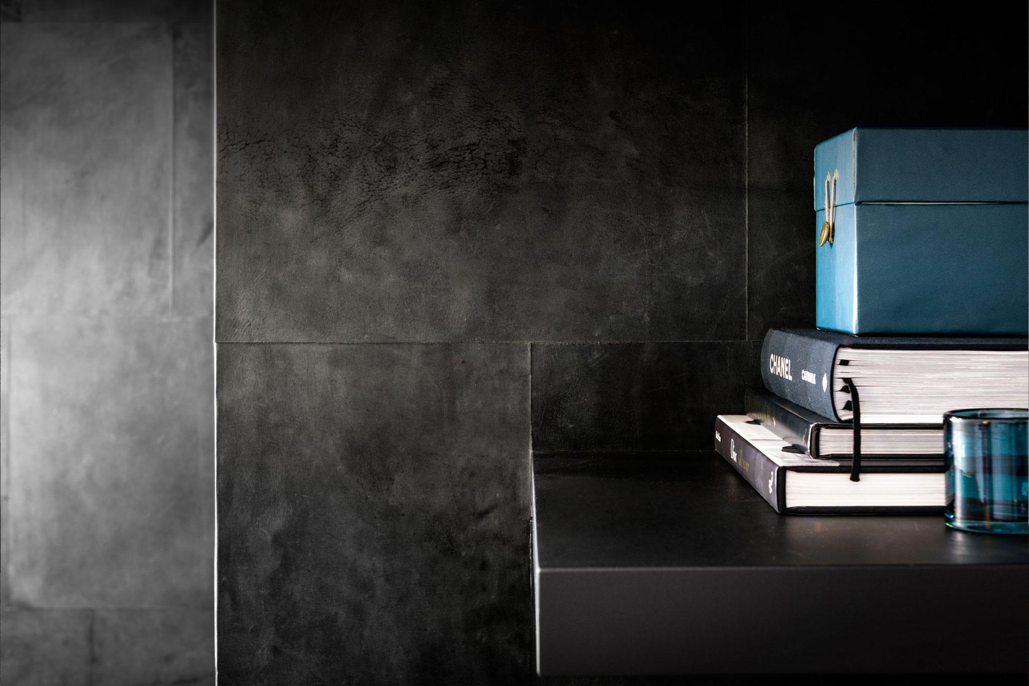 Wand stucco lusso